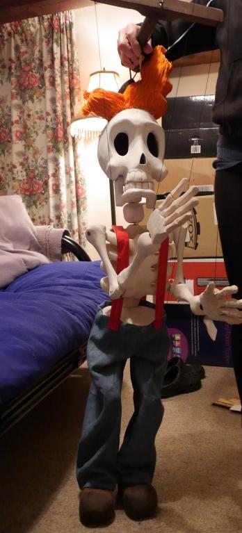 Skeleton Johnston